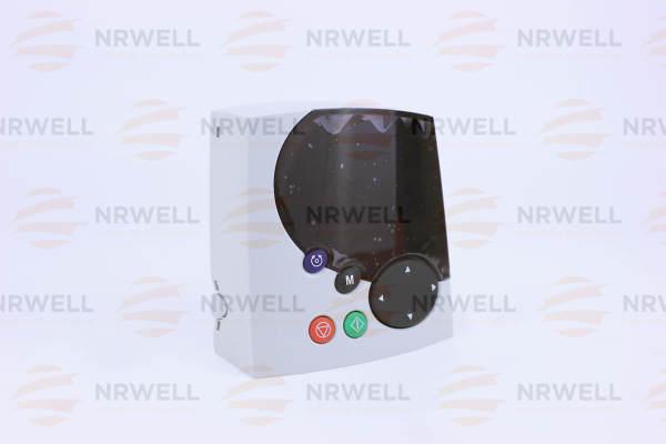 HMIs Screens and Displays - Control Techniques  82000000010900